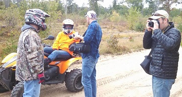 Lake County ORV Trails Promotion Project – Launching in 2015!