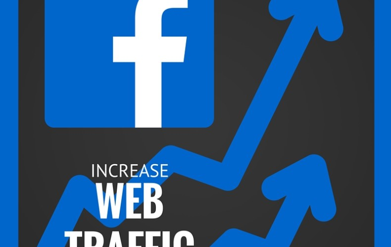 5 Ways to Increase Web Traffic via Facebook